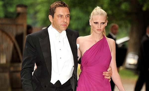 David William and Lara Stone