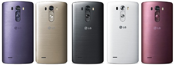 Two New LG G3