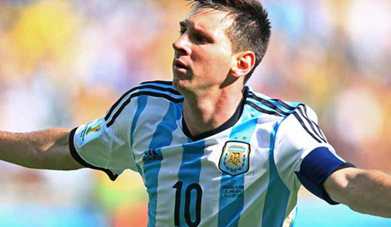 Messi Defines 2014 World Cup