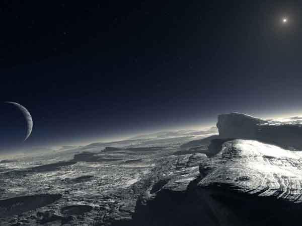 Russia's Pluto