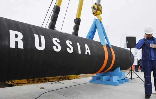 Russias Pipelines