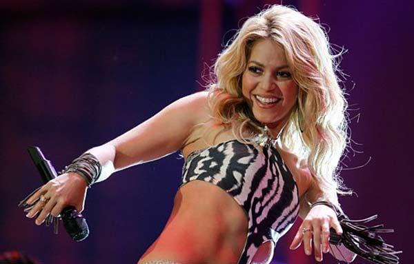 Shakira Seems