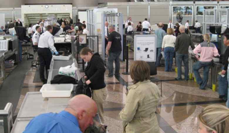 TSA will not allow passengers on flights
