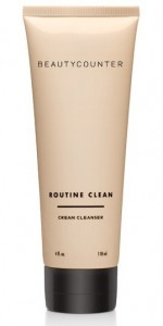 Beautycounter Routine Clean Cream Cleanser