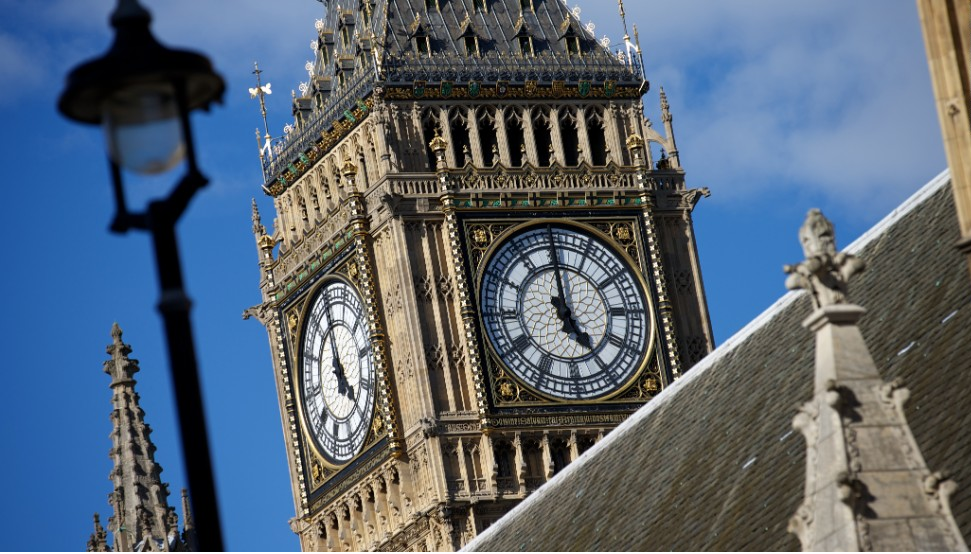 Big Ben, The Elizabeth Tower, Palace of Westminster