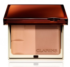 Clarins Bronzing Duo compact