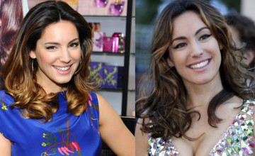 Kelly Brook Reveals Her Travel Beauty Secrets for Fans