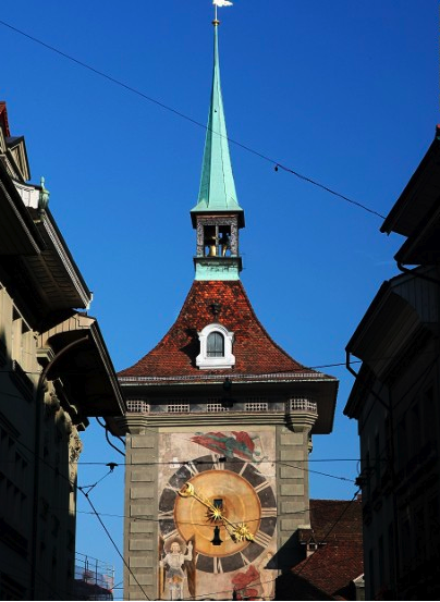 Zytglogge Tower