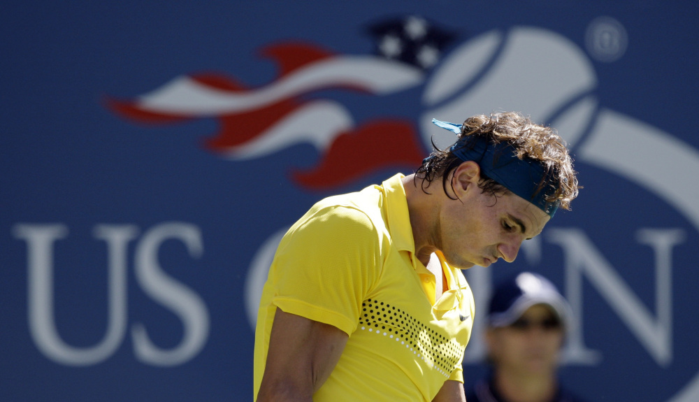 AP APTOPIX US OPEN TENNIS S TEN USA NY