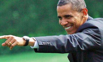 President Barack Obama celebrates 53rd birthday
