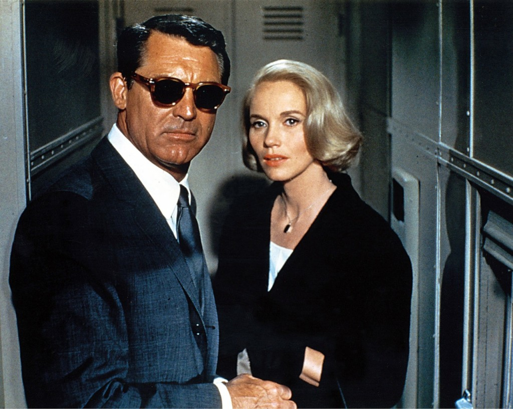 Eva Marie Saint in North by Northwest