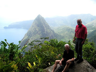 ian-and-norman-on-gros-piton