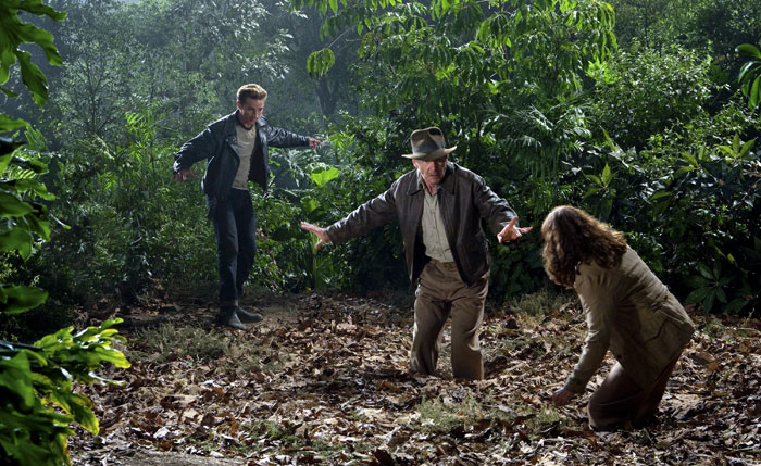 indiana jones quicksand