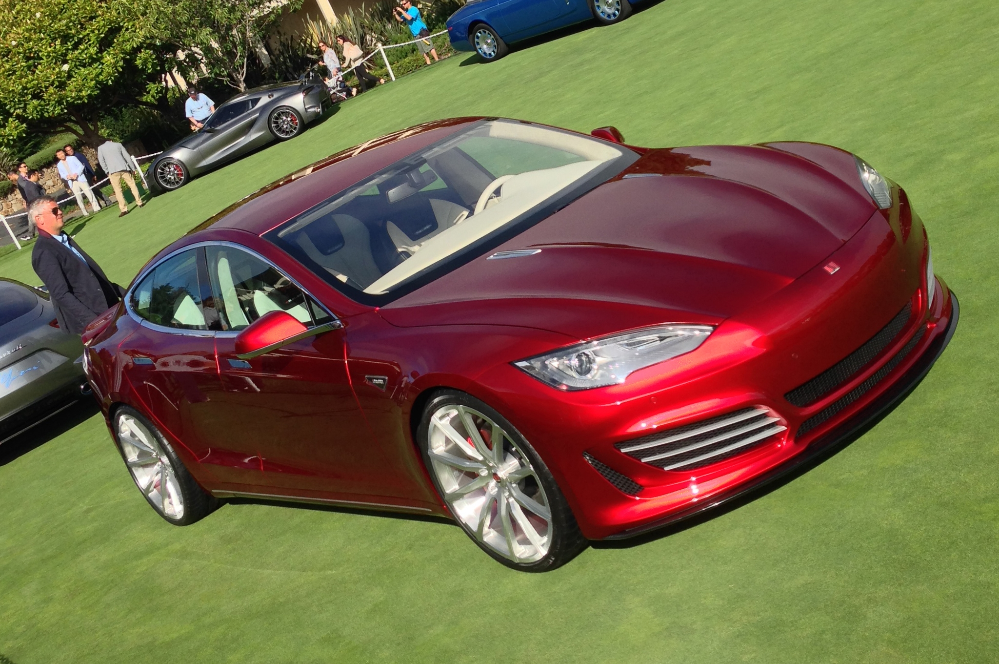 saleen-tesla-sixteen-front-three-quarter