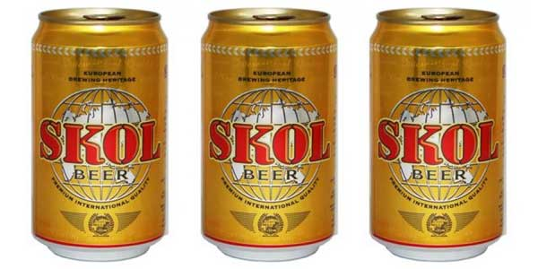 Skol Beer 323ml