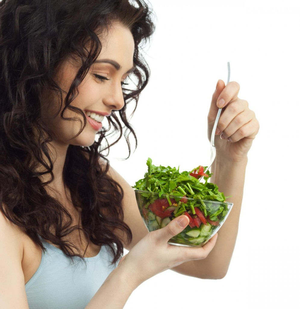 woman-eating-healthy-food-for-beauty