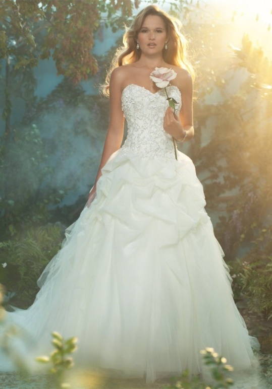 1 Alfredo Angelo's Disney Fairy Tale Wedding collection