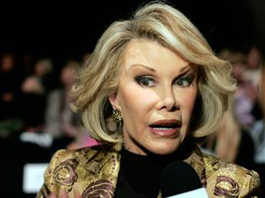 1 joan rivers