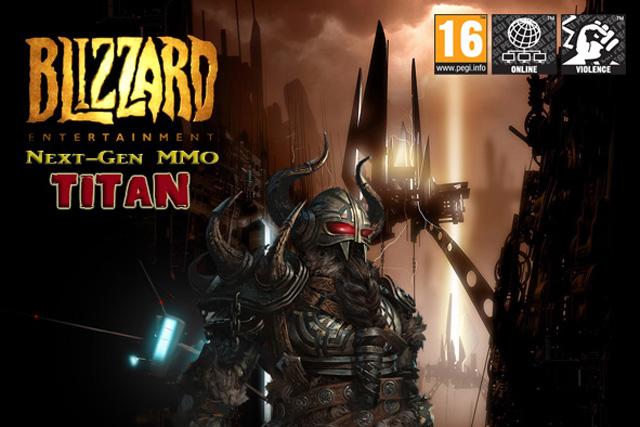 Blizzard Cancels Mmo Title Titan Glozine