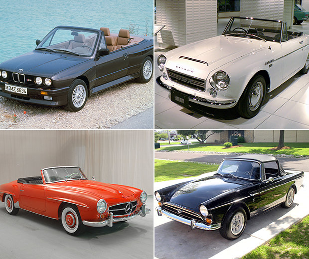 Today's Top 10 Collectible Cars