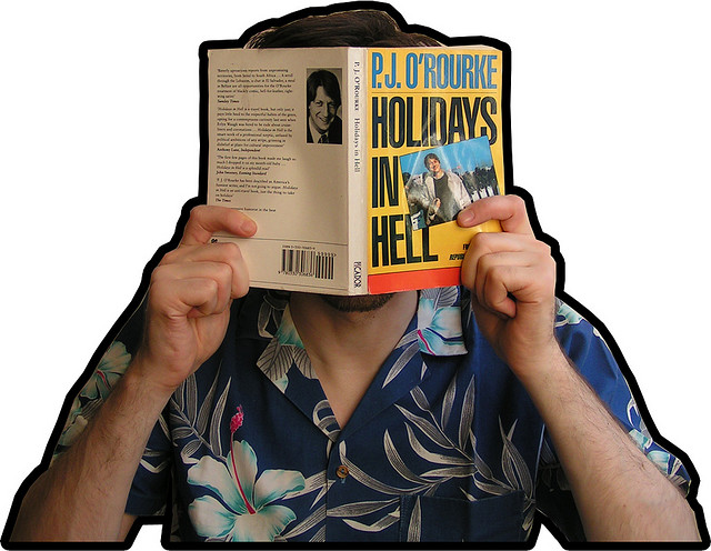 6 Holidays in Hell by P. J. O'Rouke