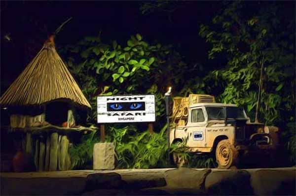 7 Night Safari in Singapore
