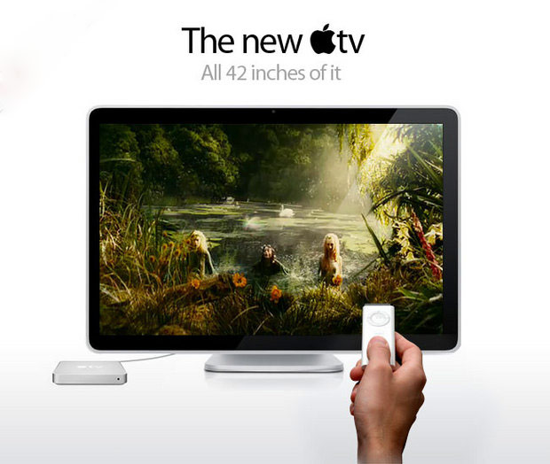 Apple-Television-Set
