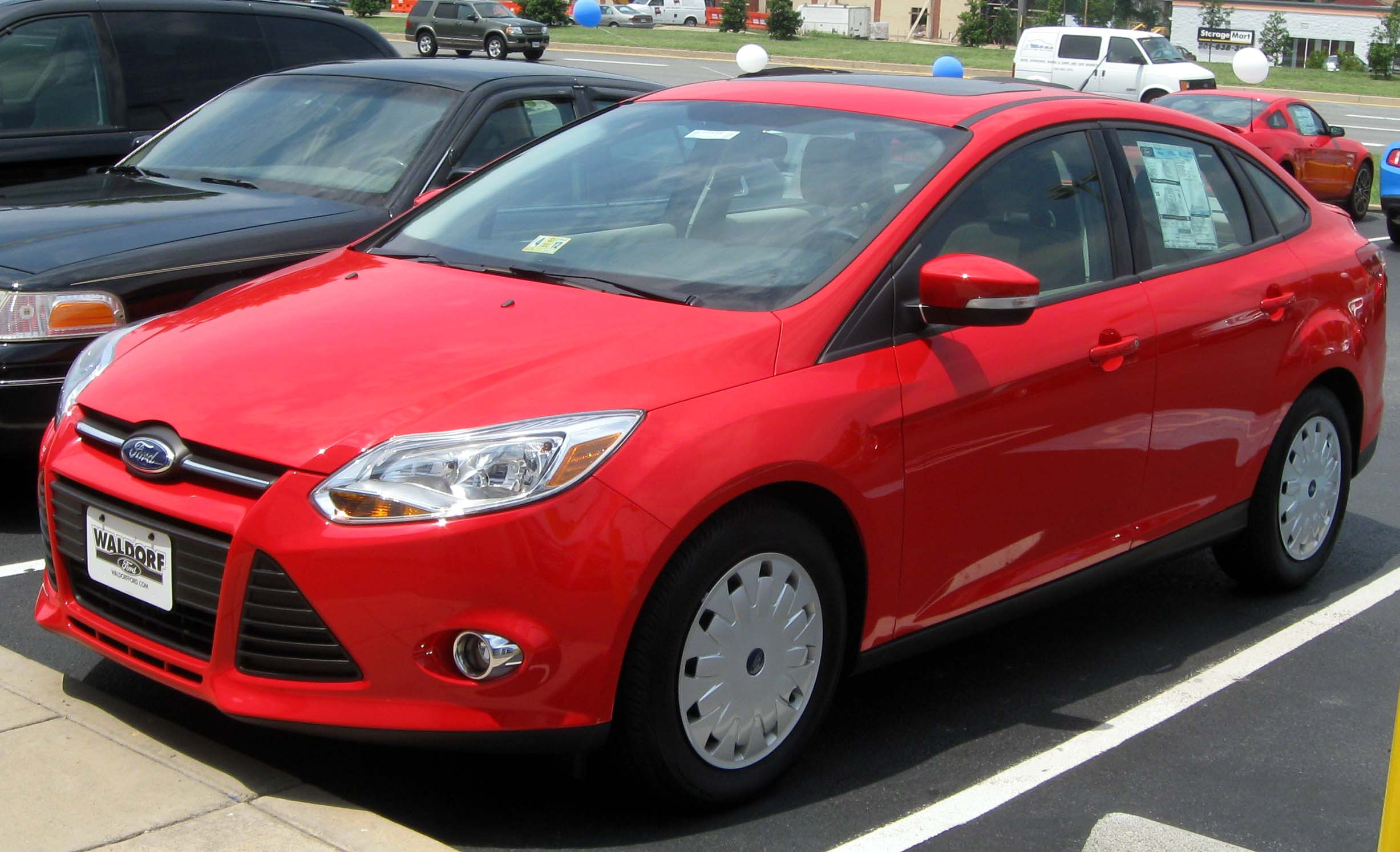 FORD FOCUS SFE 2