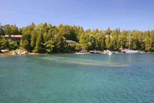 Sweepstakes — Big Tub Harbor, Ontario, Canada