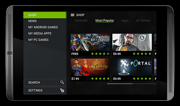 Nvidia's Shield Tablet now has 4G LTE plus large storage ...