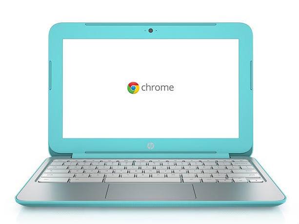 New Sleek Chromebooks