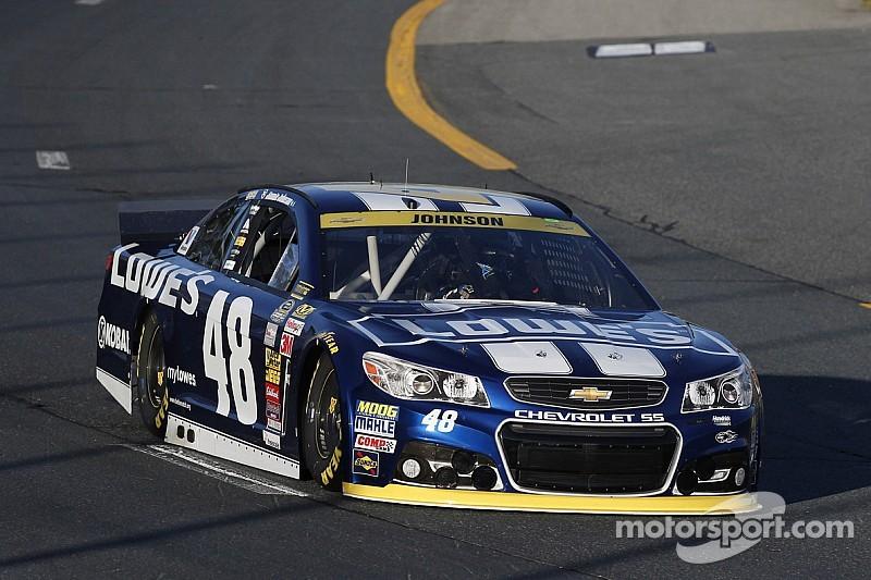 NASCAR Driver Johnson