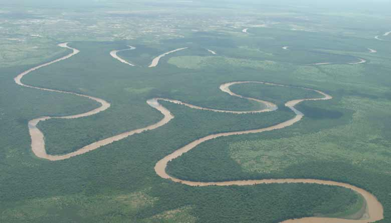 Omo River Region in Ethiopia