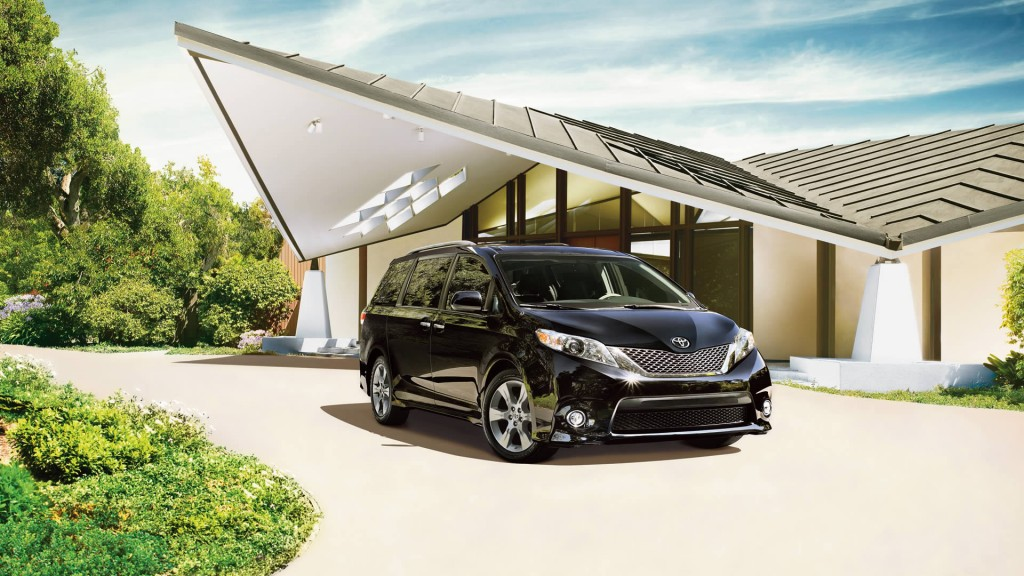 10 of the best and most affordable three row cars glozine for Sienna house