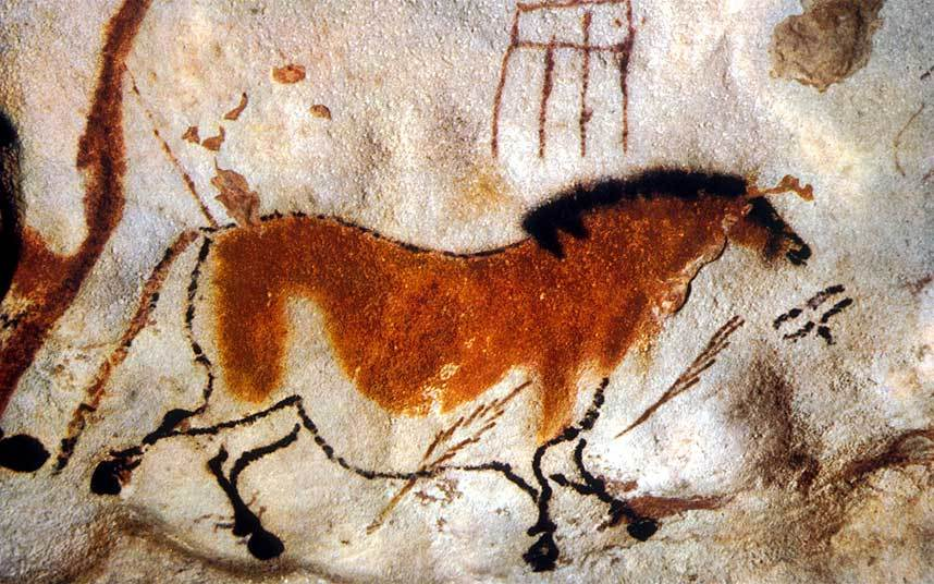 Lascaux in South Western France
