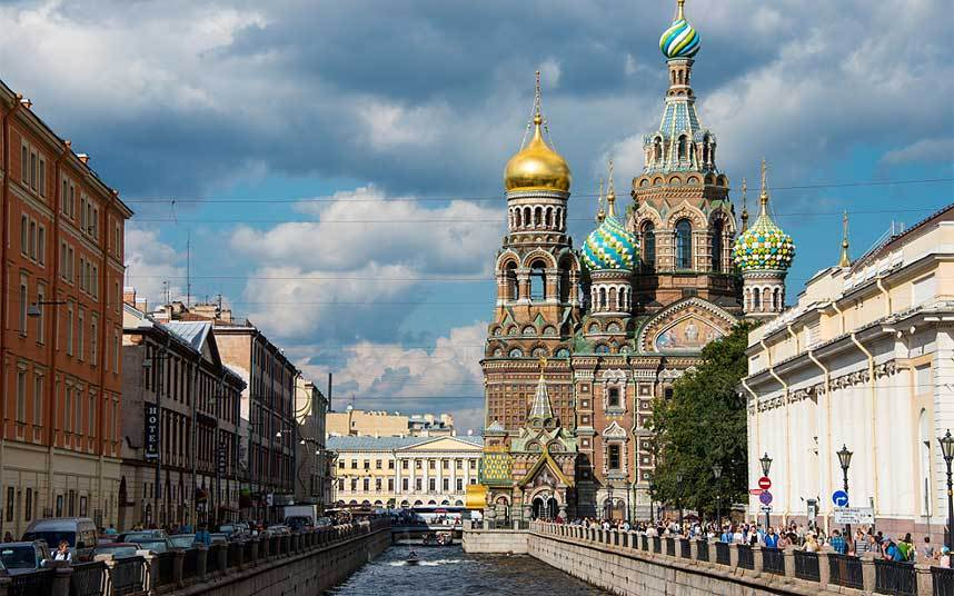 Church of the Saviour on the Spilled