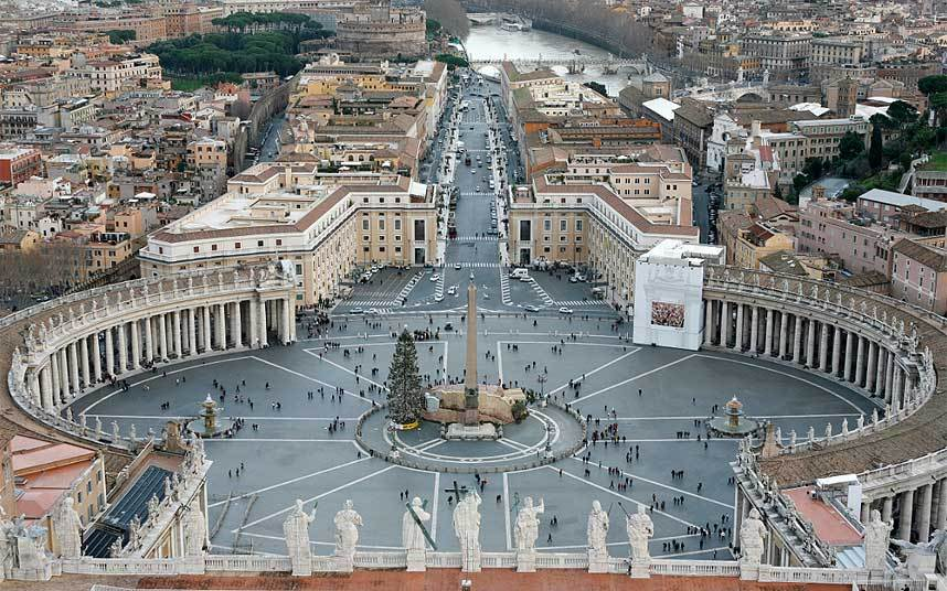 St. Peter's Basilica in Vatican City