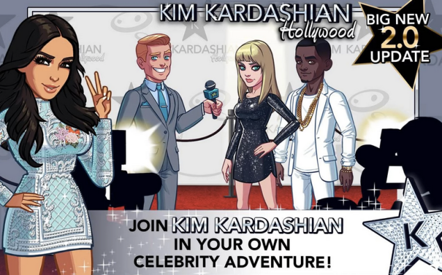 Kim Kardashian's Hollywood