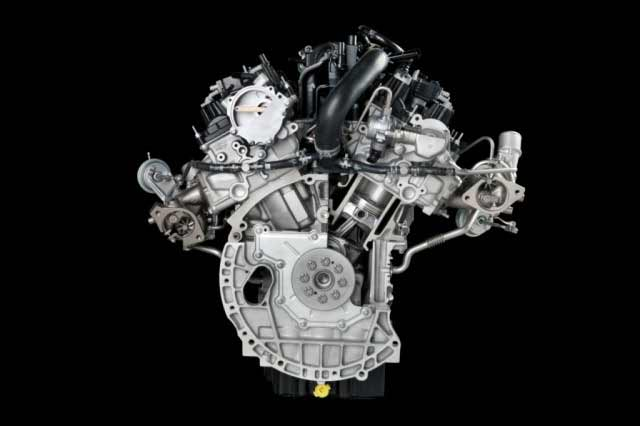 EcoBoost engines