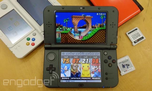 Nintendo's original 3D
