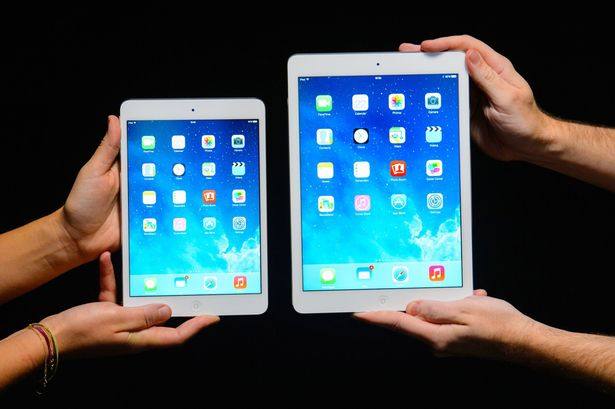 Apple's New Giant iPad