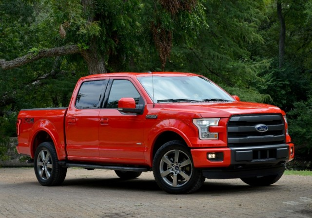 10 New Features on F-150 2015