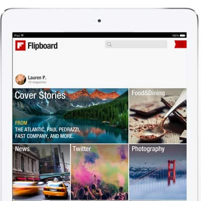 Flipboard - Evan Doll