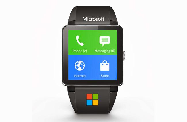 Microsoft's Smartwatch