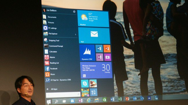 Microsoft Windows 10 Redeems for Windows 84