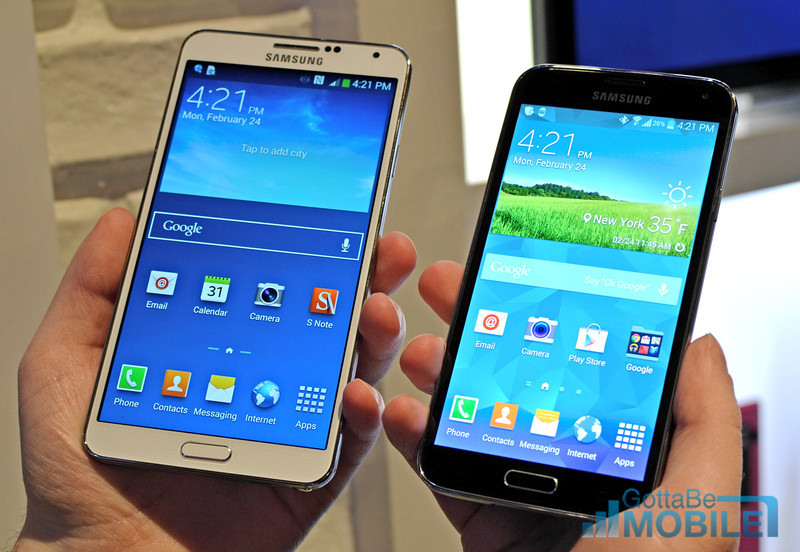 Samsung-Galaxy-Note-3-vs-Galaxy-S5-comparison