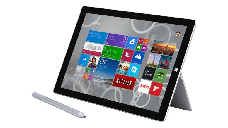Microsoft Pro 3 Wi-Fi