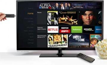 Amazon's New Fire TV