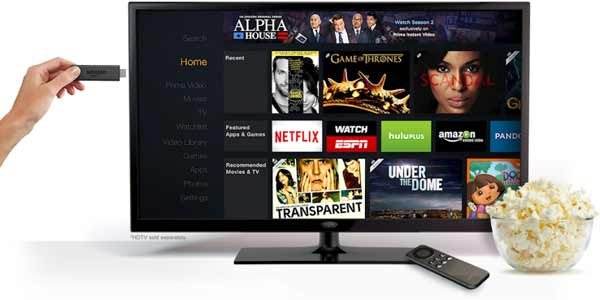 Amazon's New Fire TV
