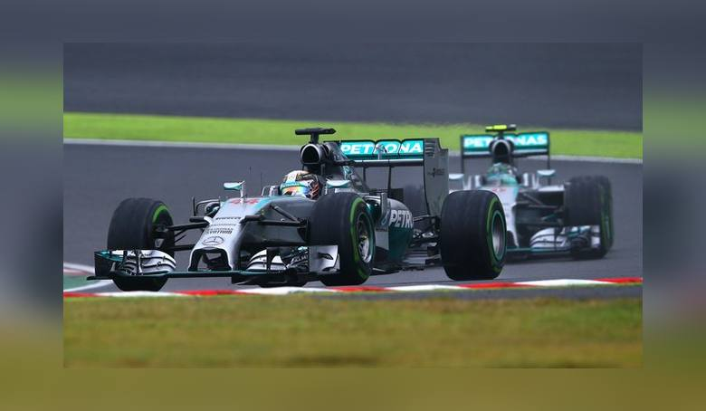 Hamiltons Victory In Japan